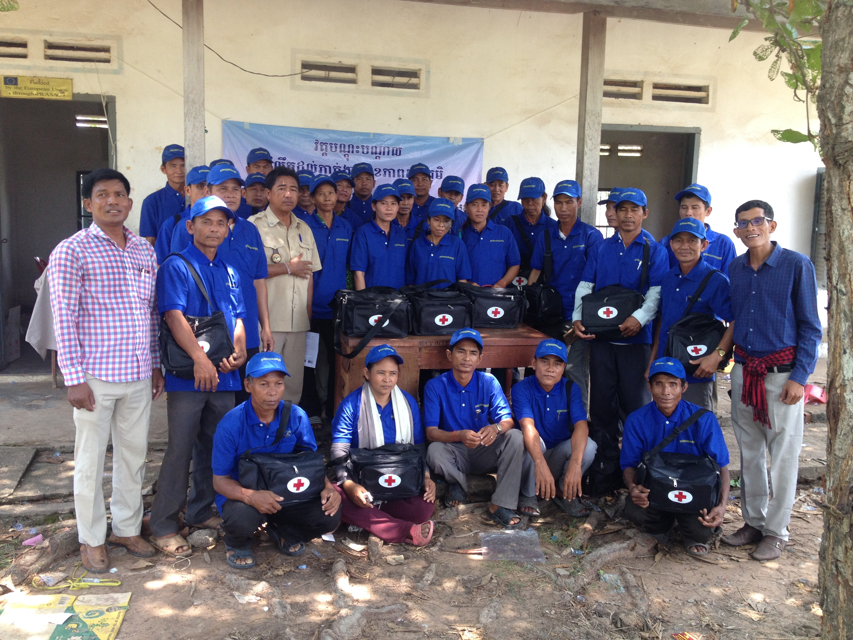 Village Animal Health Workers in Cambodia  Image principale