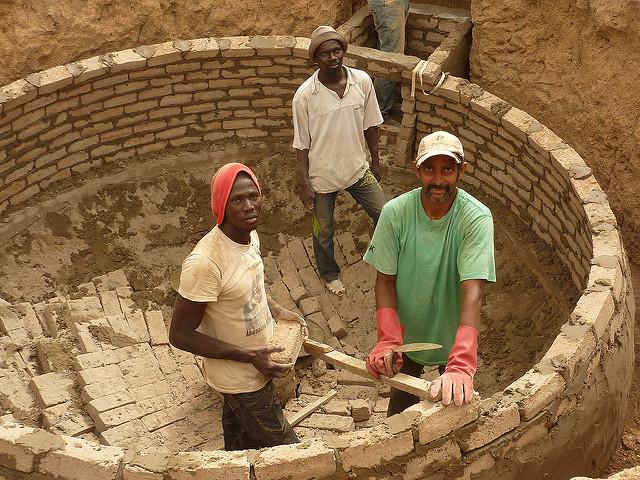Adaptation de la petite agriculture paysanne aux changements climatiques au Sud Mali Image principale