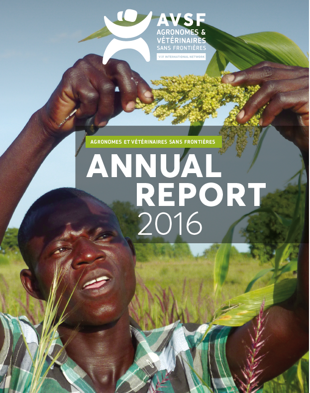 Rapport d'activité 2016 Vignette