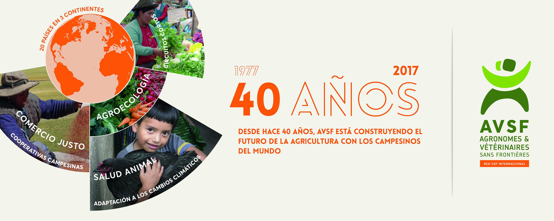 40 años de acciones solidarias por AVSF Vignette