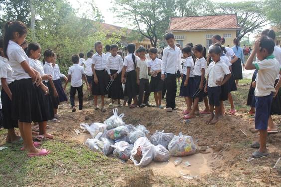 Santé animale et santé publique au Cambodge Image principale