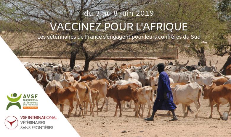 Vaccinez pour l'Afrique Image principale