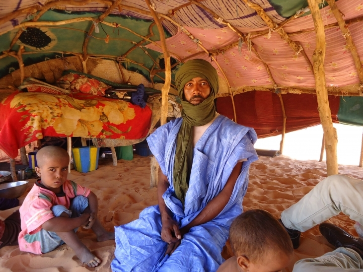 Post-emergency aid: Emergency response for livestock farmers in northern Mali Image principale