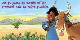 Les petits paysans luttent contre le changement climatique Vignette