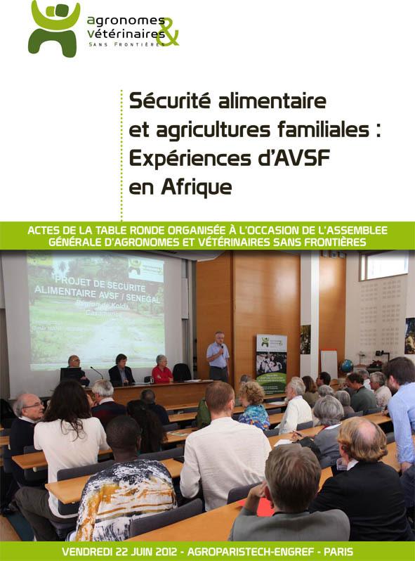 Thumbnail - Sécurité alimentaire et agricultures familiales : expériences d'AVSF en Afrique