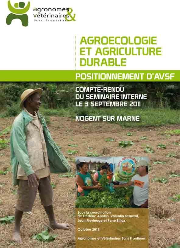 Thumbnail - Agroécologie et agriculture durable : le positionnement d'AVSF