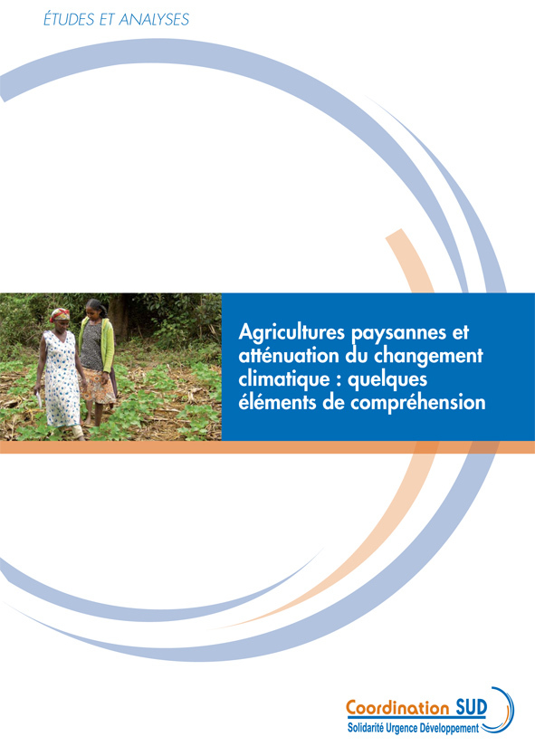 Thumbnail - Agricultures paysannes et atténuation au changement climatique : quelques éléments de compréhension