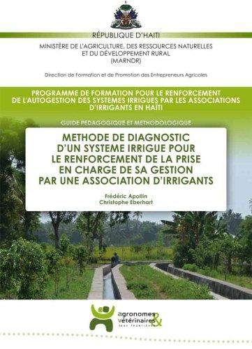 Méthode de diagnostic d'un système irrigué pour le renforcement de la prise en charge de sa gestion par une association d'irrigants Image principale