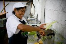 Marché agroécologique en Equateur Vignette