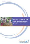 Répondre aux défis du XXIe siècle avec l'agro-écologie : pourquoi et comment ? Le rapport complet Vignette