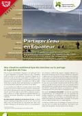 Les expériences innovantes d'AVSF : Partager l'eau en Equateur  Vignette