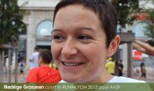 Courir pour AVSF Vignette