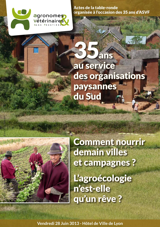 Comment nourrir demain villes et campagnes ? L'agroécologie n'est-elle qu'un rêve ? Image principale