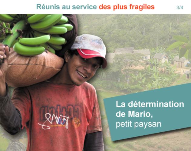Mario, paysan au Pérou Vignette