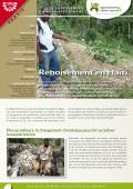 Les expériences innovantes d'AVSF : Reboisement en Haïti Vignette