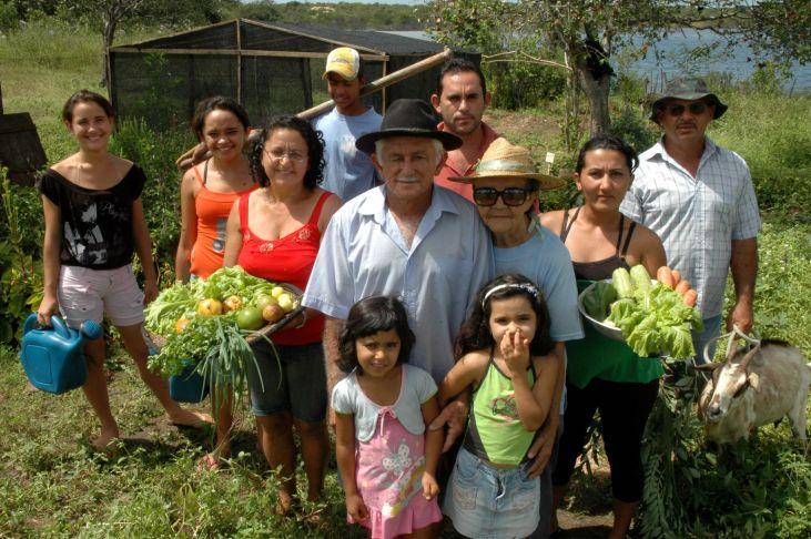 AVSF fête le lancement de l'Année Internationale de l'Agriculture Familiale Image principale