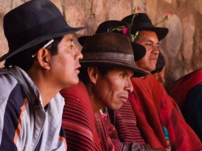 Gestion de l'eau pour la sécurité alimentaire en Bolivie Image principale