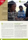 les expériences innovantes d'AVSF : soigner les Hommes et les animaux au Nord Mali Vignette