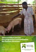 Genre et filière porcine : une progressive autonomisation des femmes éleveuses Vignette