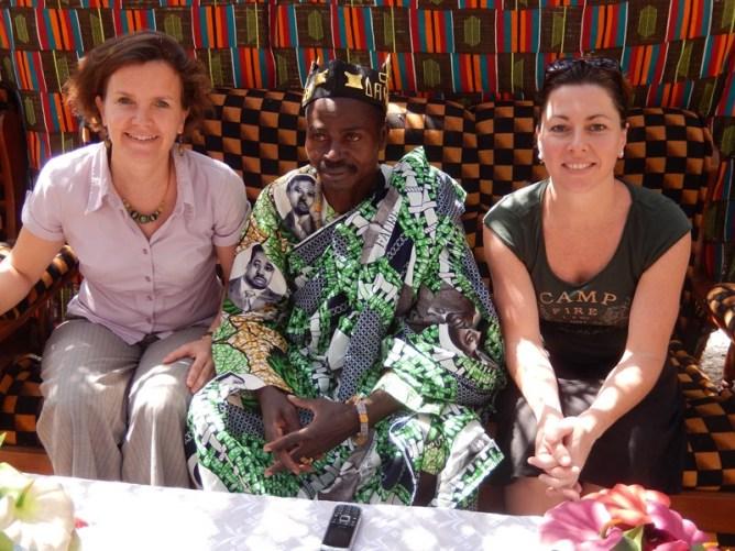 La fondation AJF soutient le cacao bio au Togo Image principale