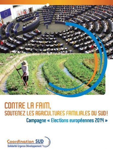 Européennes 2014 : contre la faim, soutenez les agricultures familiales du Sud ! Image principale