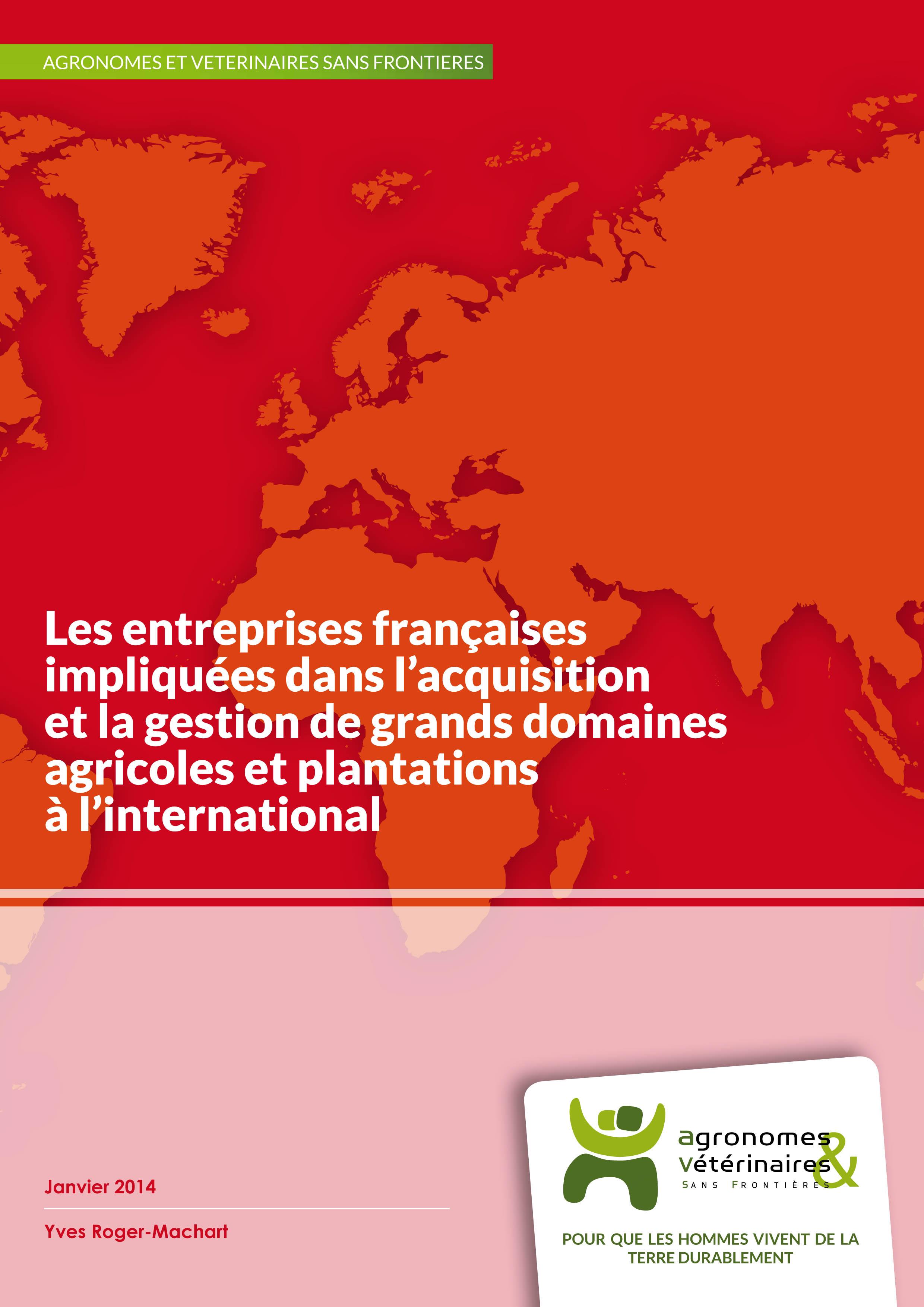 Les entreprises françaises impliquées dans l'acquisition et la gestion de grands domaines agricoles et plantations à l'international Image principale