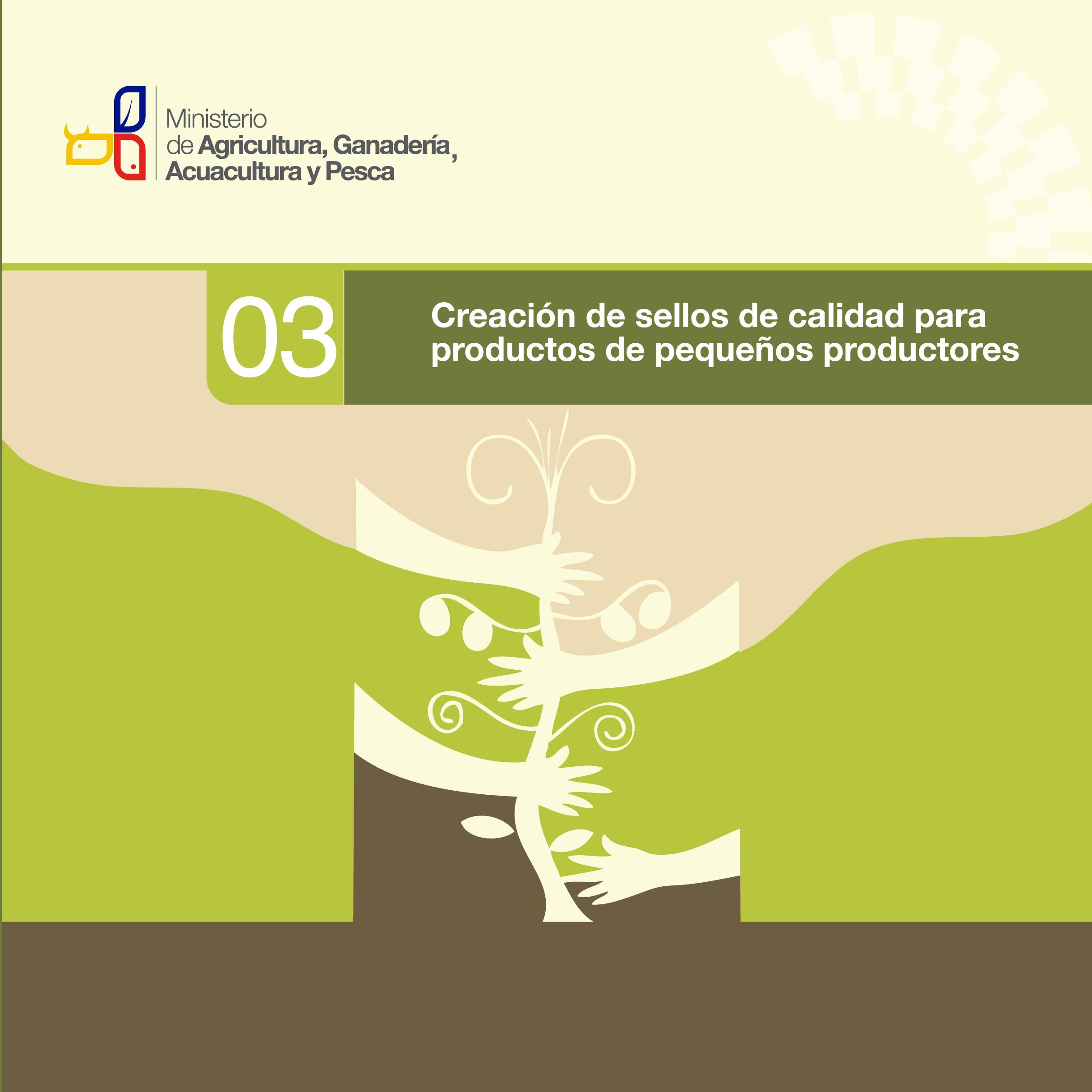 Creación de sellos de calidad para productos de pequeños productores Image principale