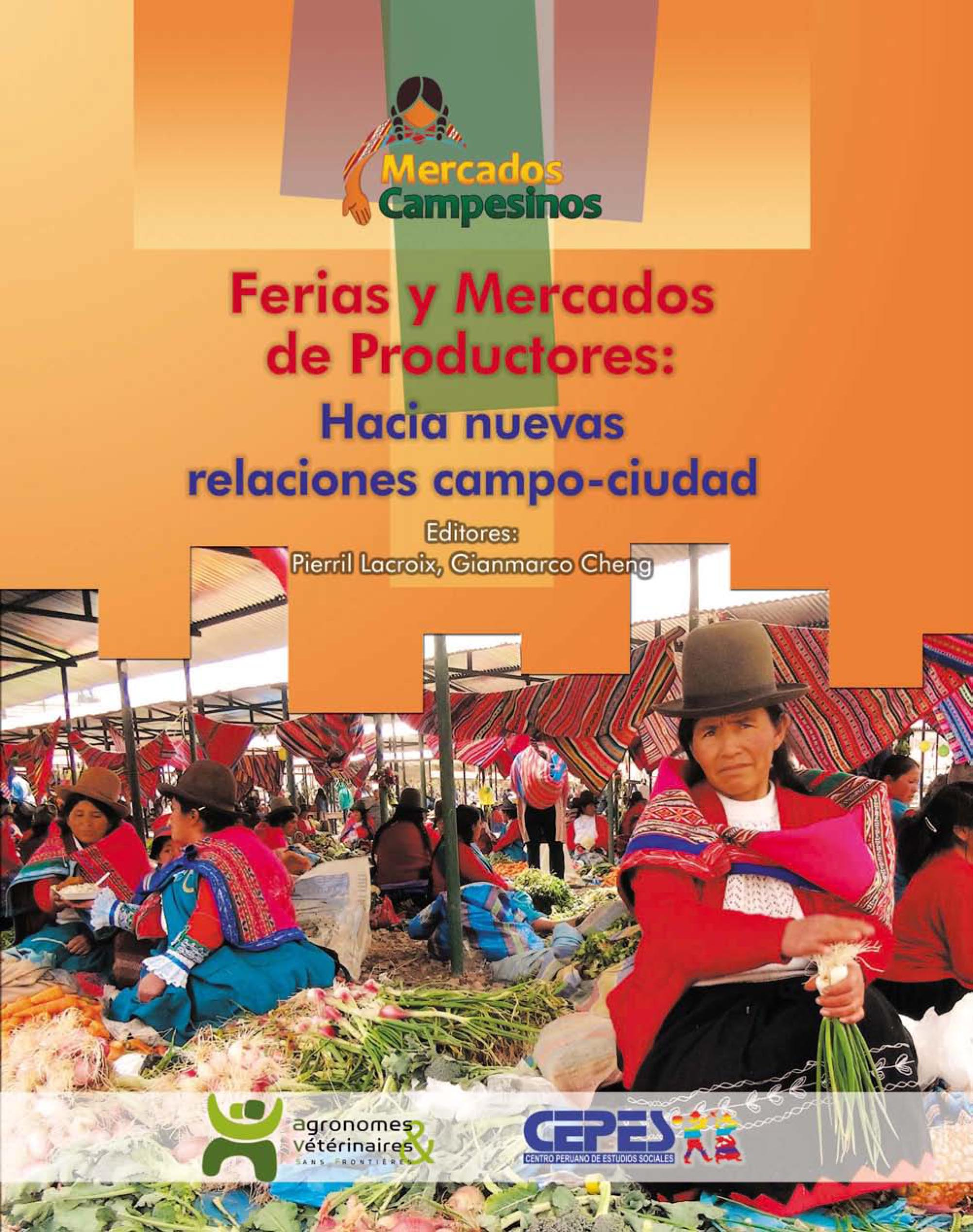 Ferias y mercados de productores: hacia nuevas relaciones campo ciudad Image principale