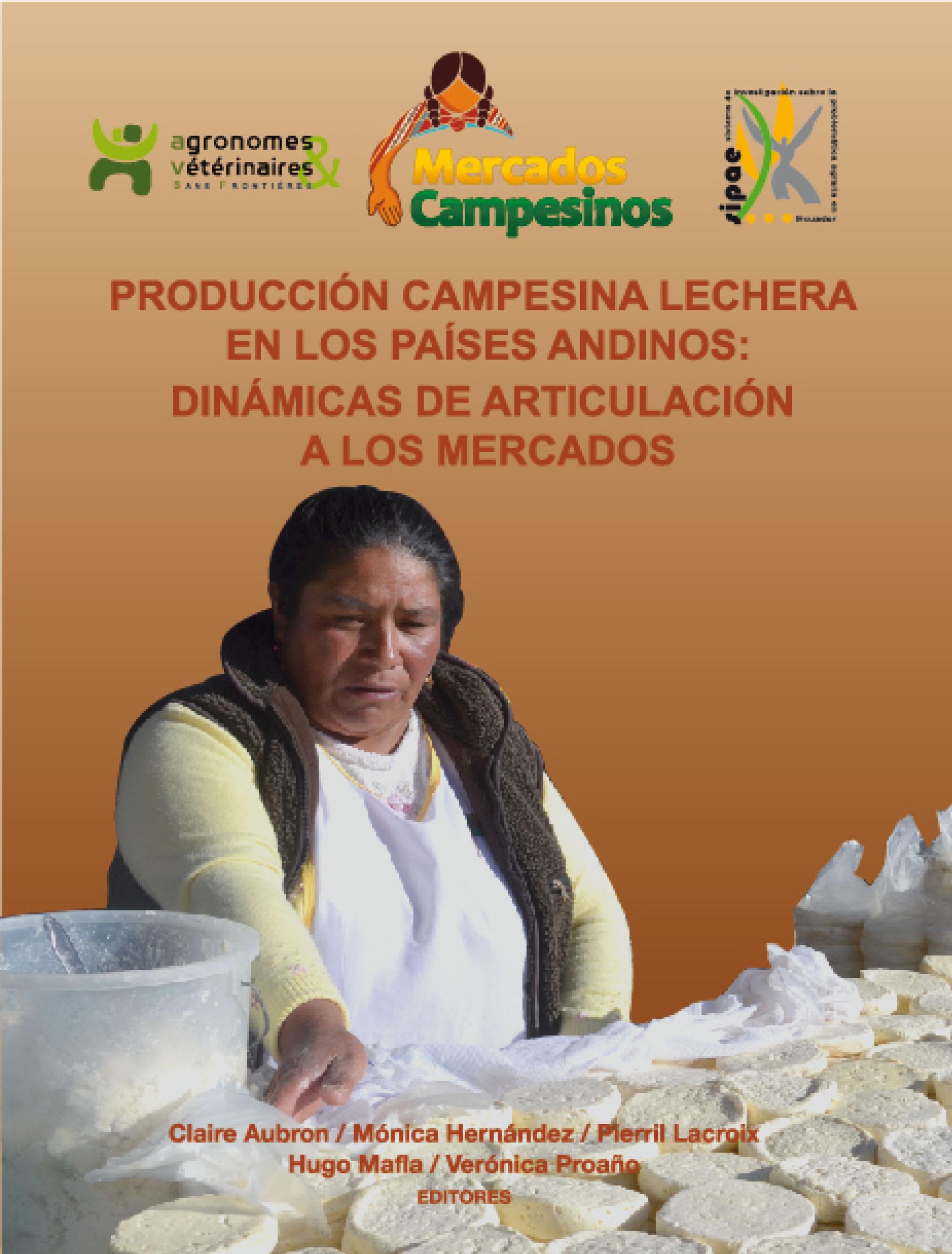 Producción campesina lechera en los países andinos: dinámicas de articulación a los mercados Image principale