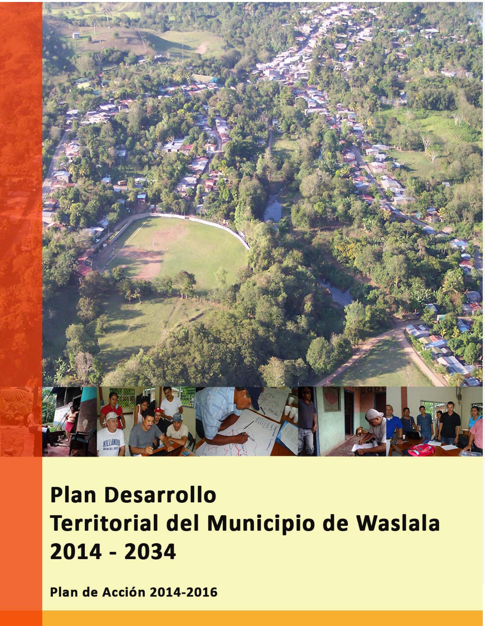 Plan de desarrollo territorial en Waslala - Nicaragua Image principale