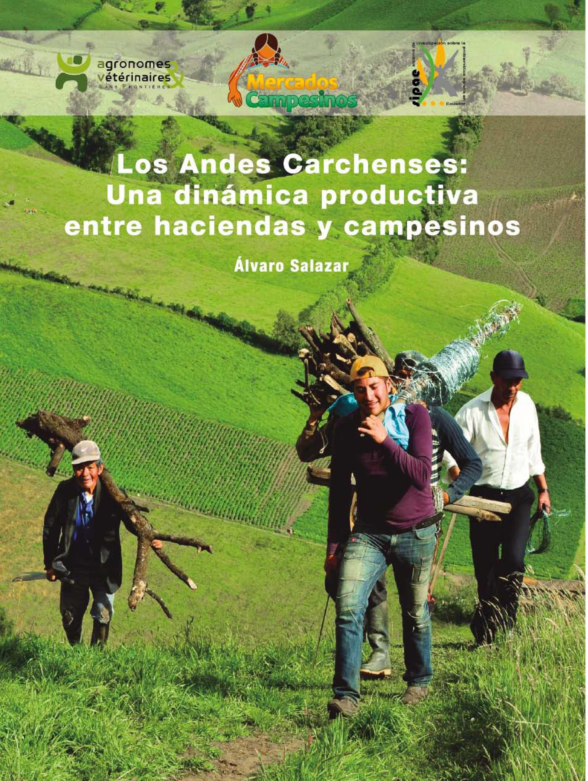 Los andes carchenses en Ecuador: nuevas dinámicas productivas entre haciendas y campesinos Image principale