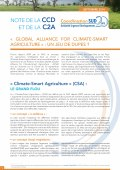 """Global Alliance for Climate-Smart Agriculture"" : un jeu de dupes ?  Vignette"