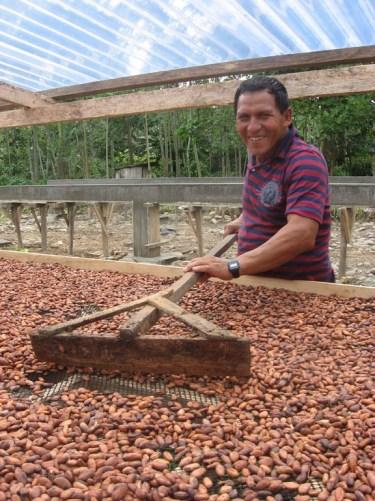 Pérou : terre de chocolat équitable Image principale