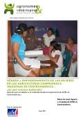 Gėnero y empoderamiento de las mujeres en las agriculturas campesinas e indígenas en Centroamérica  Vignette