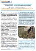 Les agricultures familiales sont incontournables dans la lutte contre le changement climatique !  Vignette