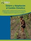 Género y Adaptación al Cambio Climático en Nicaragua Vignette