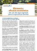 Eficiencia y eficacia económica del uso del agua agrícola para la agricultura familiar Vignette