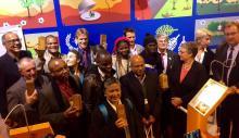 """L'agroécologie au Togo lauréat du concours """"Challenge climat"""" Vignette"""
