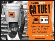 AVSF dit NON aux pesticides les + dangereux ! Vignette