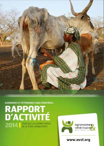 Rapport d'activité 2014 Image principale