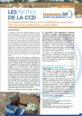 Système d'alerte précoce et information climatique, une clé pour la résilience à long terme Vignette