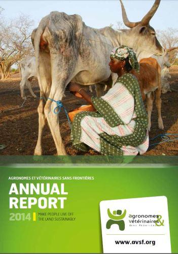 Annual report 2014 Image principale