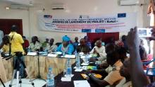 Lancement d'un projet de sécurité alimentaire au Sénégal Vignette
