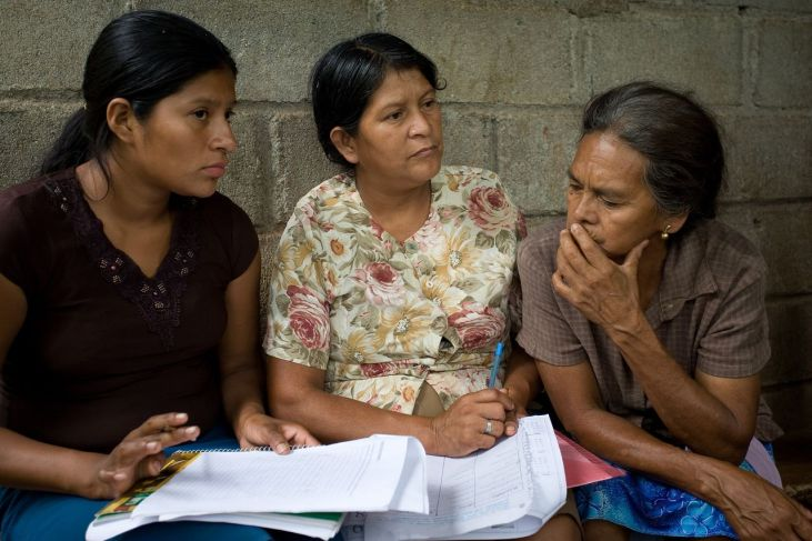 Faire face au changement climatique au Nicaragua Image principale