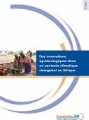 Des innovations agroécologiques dans un contexte climatique changeant en Afrique Vignette