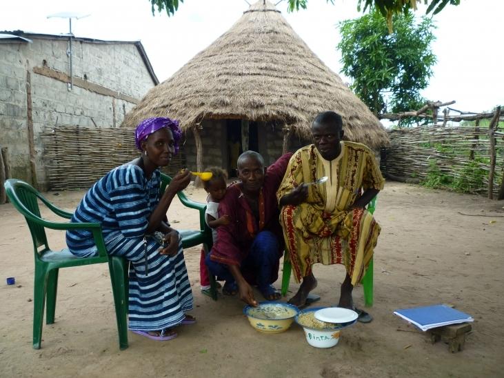 Seguridad alimentaria a Kolda en Senegal  Image principale