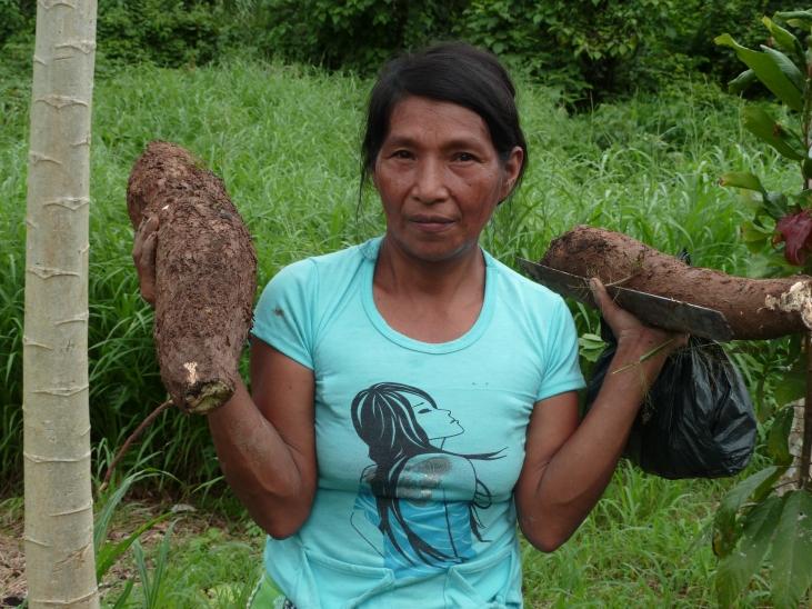 Recuperación y valorización de la cultura Awajun en Perú Image principale