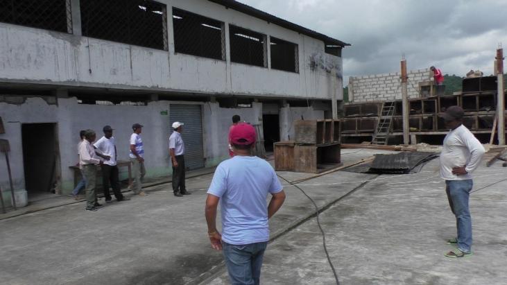 Séisme en Equateur – le bilan deux mois après Image principale