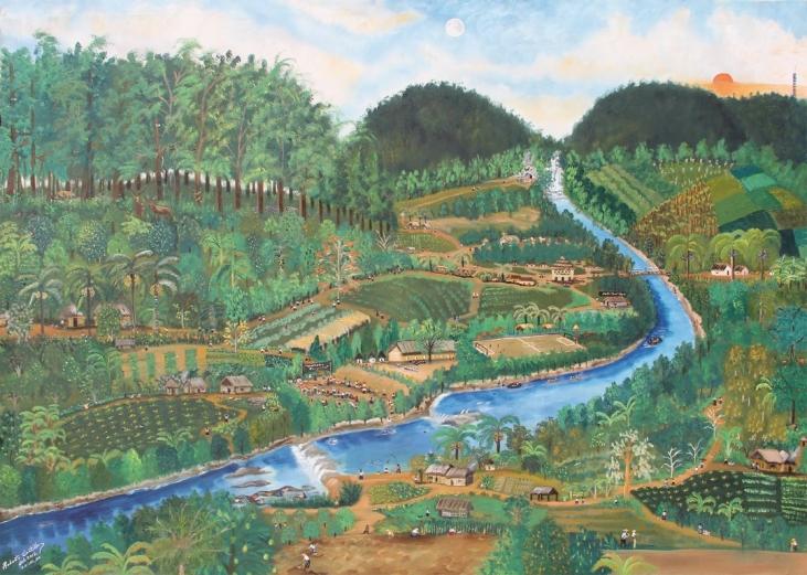 Défendre la terre et la forêt au Guatemala Image principale