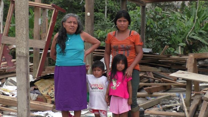 Bilan séisme en Equateur Image principale